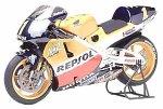 タミヤ 1/12 オートバイシリーズ レプソルNSR500 '99