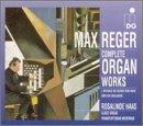 Max Reger Complete Organ Works 1-12