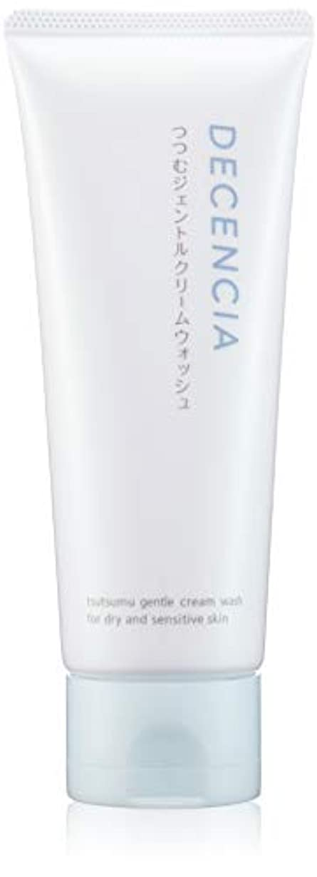 モディッシュ保存するアーチDECENCIA(ディセンシア) 【乾燥?敏感肌用洗顔フォーム】つつむ ジェントル クリームウォッシュ 100g