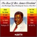 Best of Rev. James Cleveland
