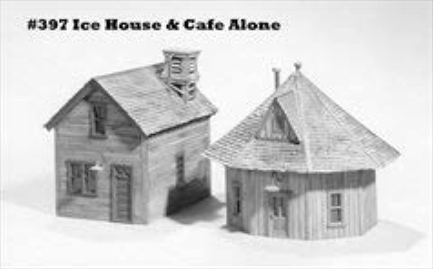 Campbell # 397 Norm 's – Ice House & Cafe Hoスケールキット