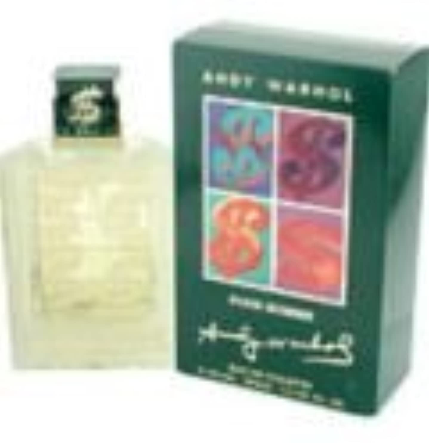 東部いじめっ子キャメルAndy Warhol Pour Homme (アンディ ウォーフォール プア オム) 3.4 oz (100ml) EDT Spray for Men