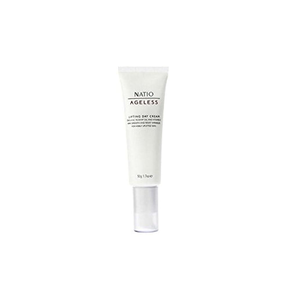 間ネストでるNatio Ageless Lifting Day Cream (50G) - 永遠リフティングデイクリーム(50グラム) [並行輸入品]