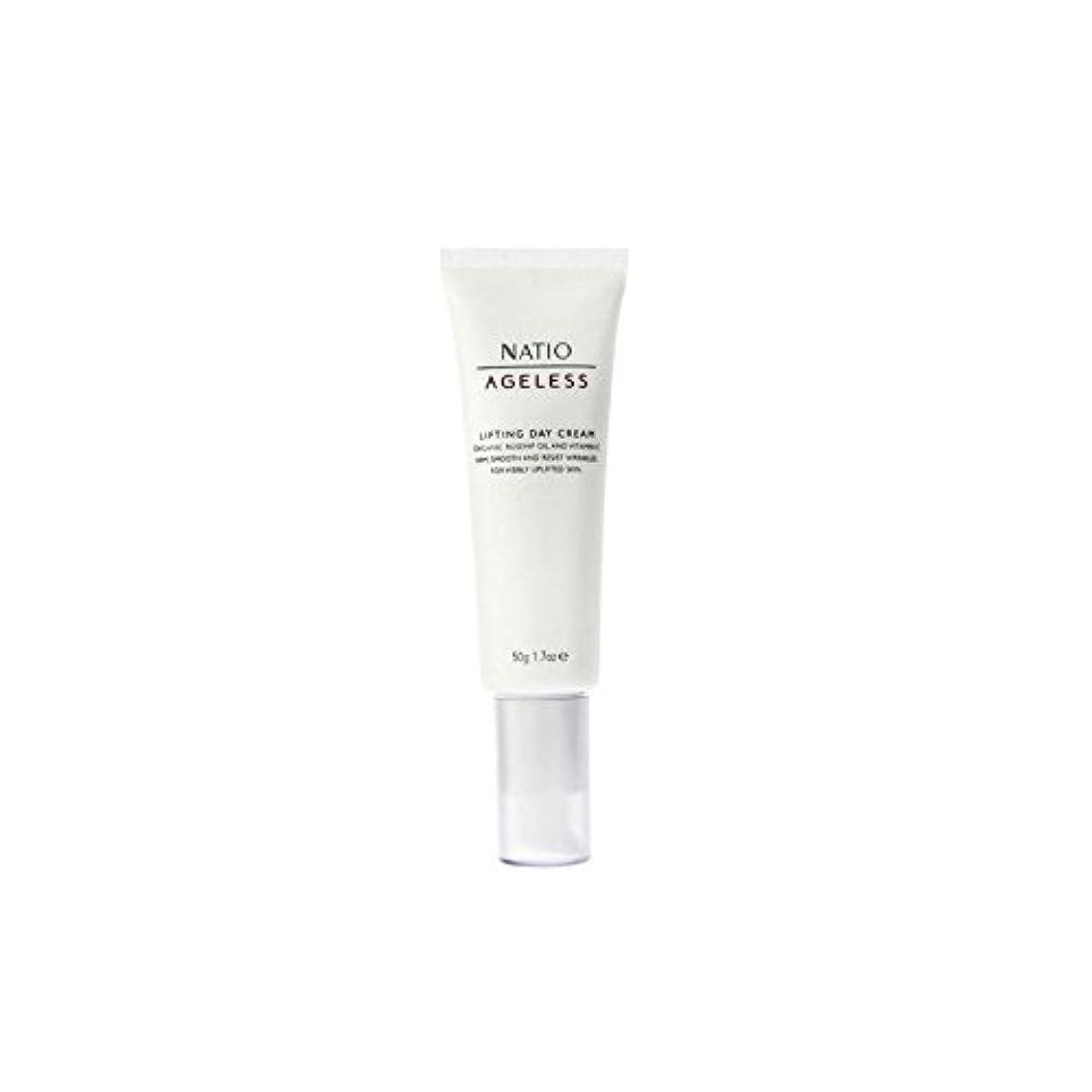 排泄する観光速いNatio Ageless Lifting Day Cream (50G) (Pack of 6) - 永遠リフティングデイクリーム(50グラム) x6 [並行輸入品]