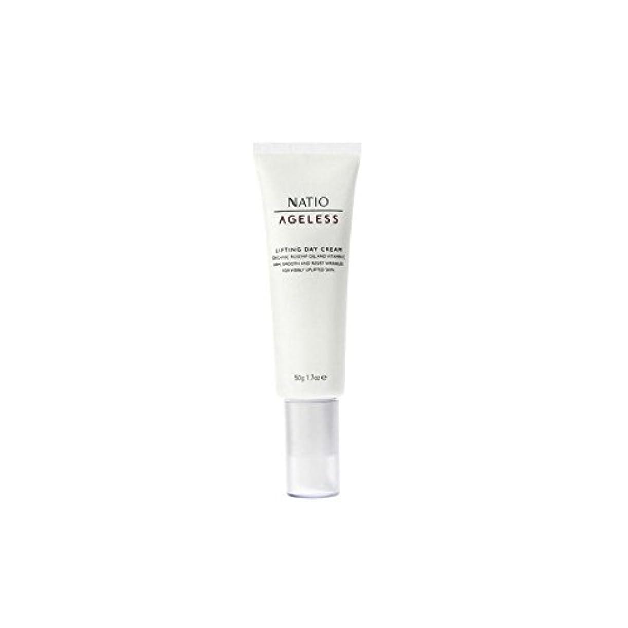 ステープル篭スキッパーNatio Ageless Lifting Day Cream (50G) (Pack of 6) - 永遠リフティングデイクリーム(50グラム) x6 [並行輸入品]