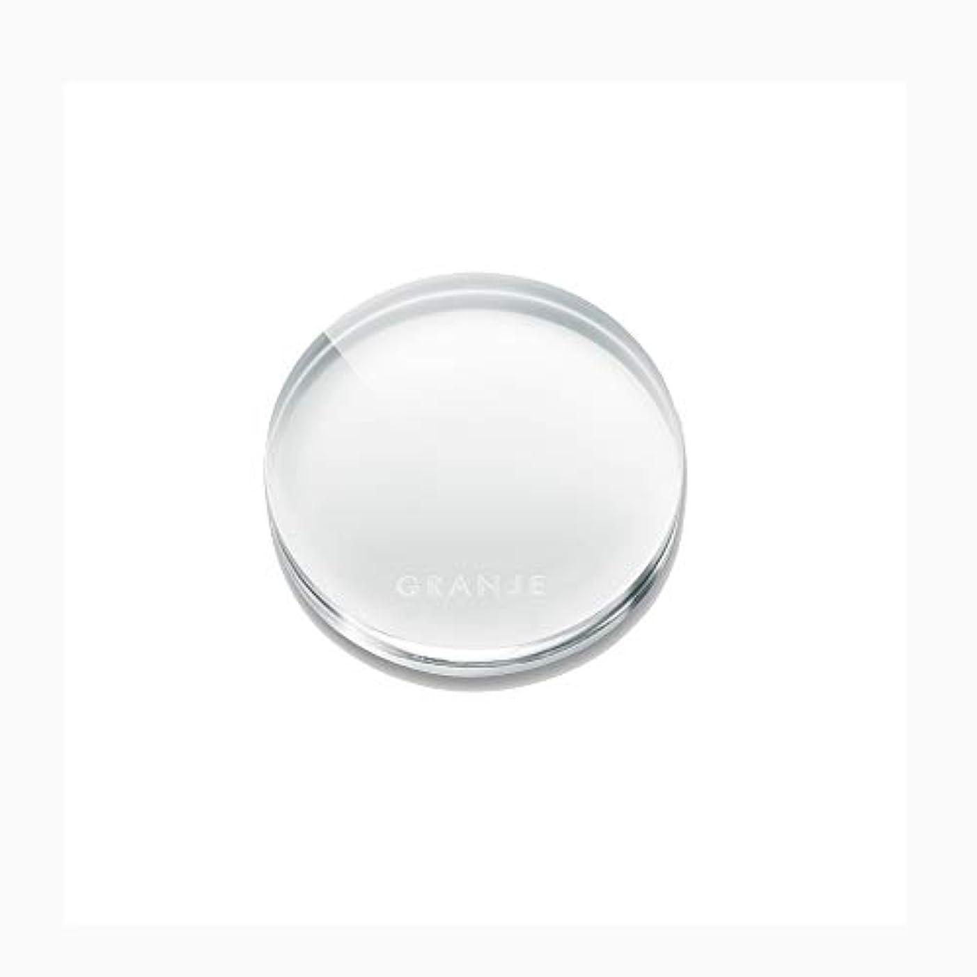 ジャンクション確認する鏡GRANJE(グランジェ) ACRYLIC PALETTE アクリルパレット [セルフジェルネイル/ネイルツール/ネイルアート]