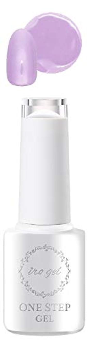 irogel ワンステップジェル【F505】ネイルタウンジェル ジェルネイル ジェル セルフネイル ワンステップ 時短ネイル ノンワイプ