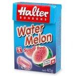 Halter Watermelon Sugar Free Bonbons (40g) ホルタースイカシュガーフリーのボンボン( 40グラム)