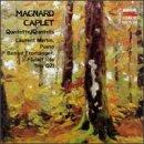 Magnard/Caplet;Quintets