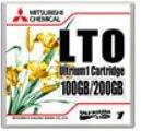 三菱化学 LTOU100GB LTO Ultrium1