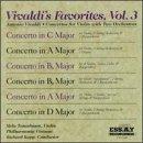 Favorites 3: 6 Ctos for Violin & 2 Orchestras