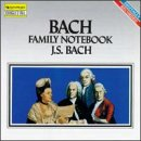 Bach Family Notebook