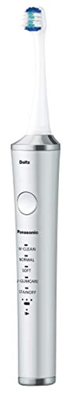 かなりのちなみに特権パナソニック 電動歯ブラシ ドルツ シルバー EW-DP53-S