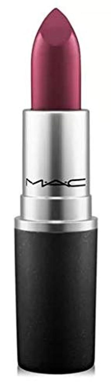 レビューダイヤモンドハンディキャップマック MAC Lipstick - Plums Dark Side - deep burgundy (Amplified) リップスティック [並行輸入品]