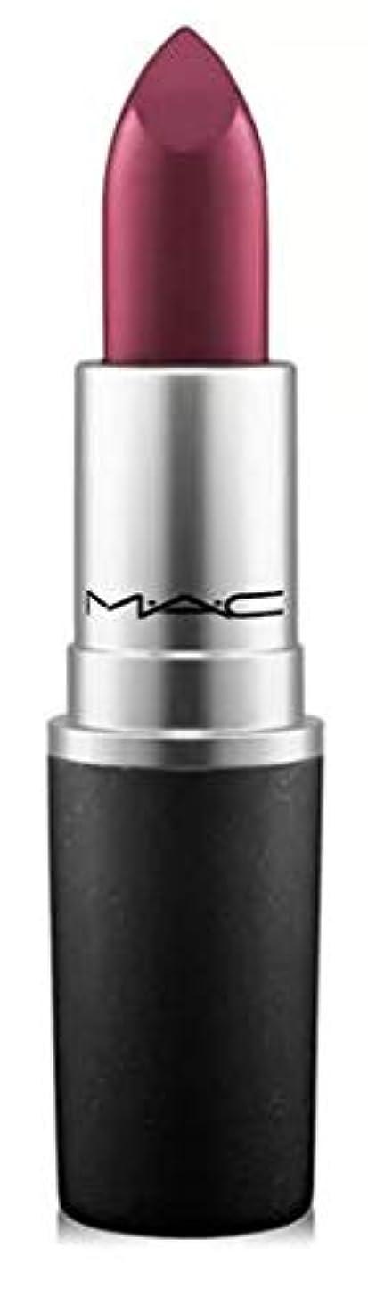 ライブかどうか強度マック MAC Lipstick - Plums Dark Side - deep burgundy (Amplified) リップスティック [並行輸入品]