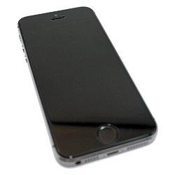強化ガラスフィルム・ラウンドエッジ・iPhone5・薄さ0.3mm 透明強化ガラスフィルム・耐指紋・撥油性・透過率99%・硬度9H・気泡レス 【iPhone5S / iPhone5C / iPhone5対応】カッターでも傷つかない