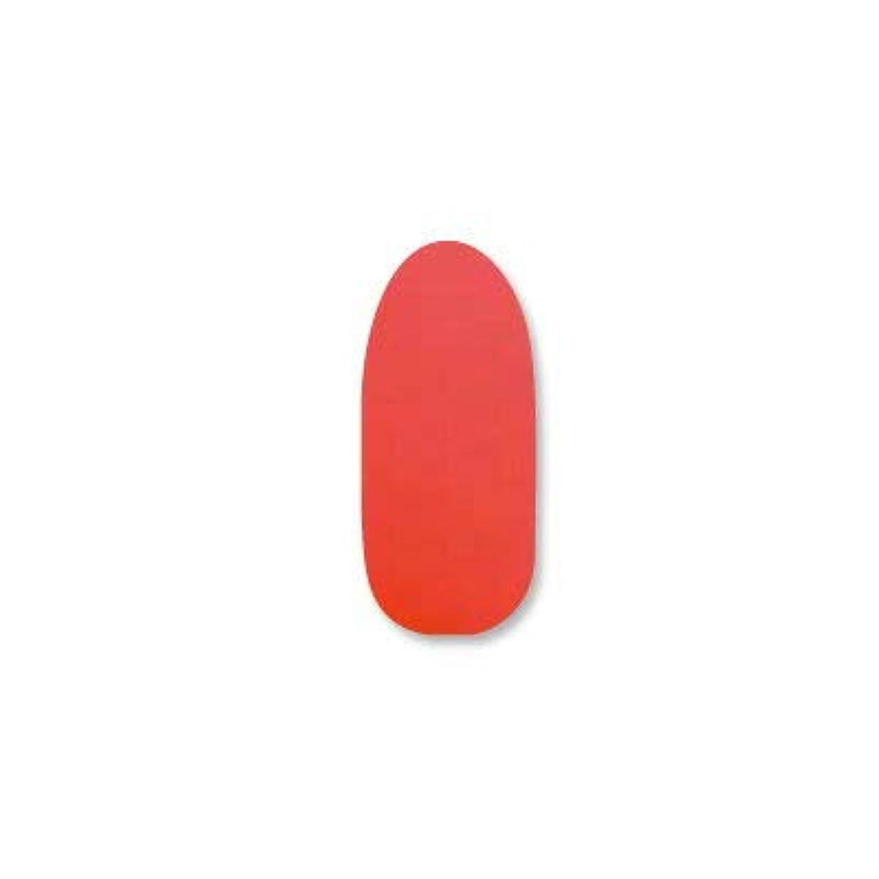 部分的に押し下げるパイルT-GEL COLLECTION カラージェル D046 ルミナスレッド 4ml