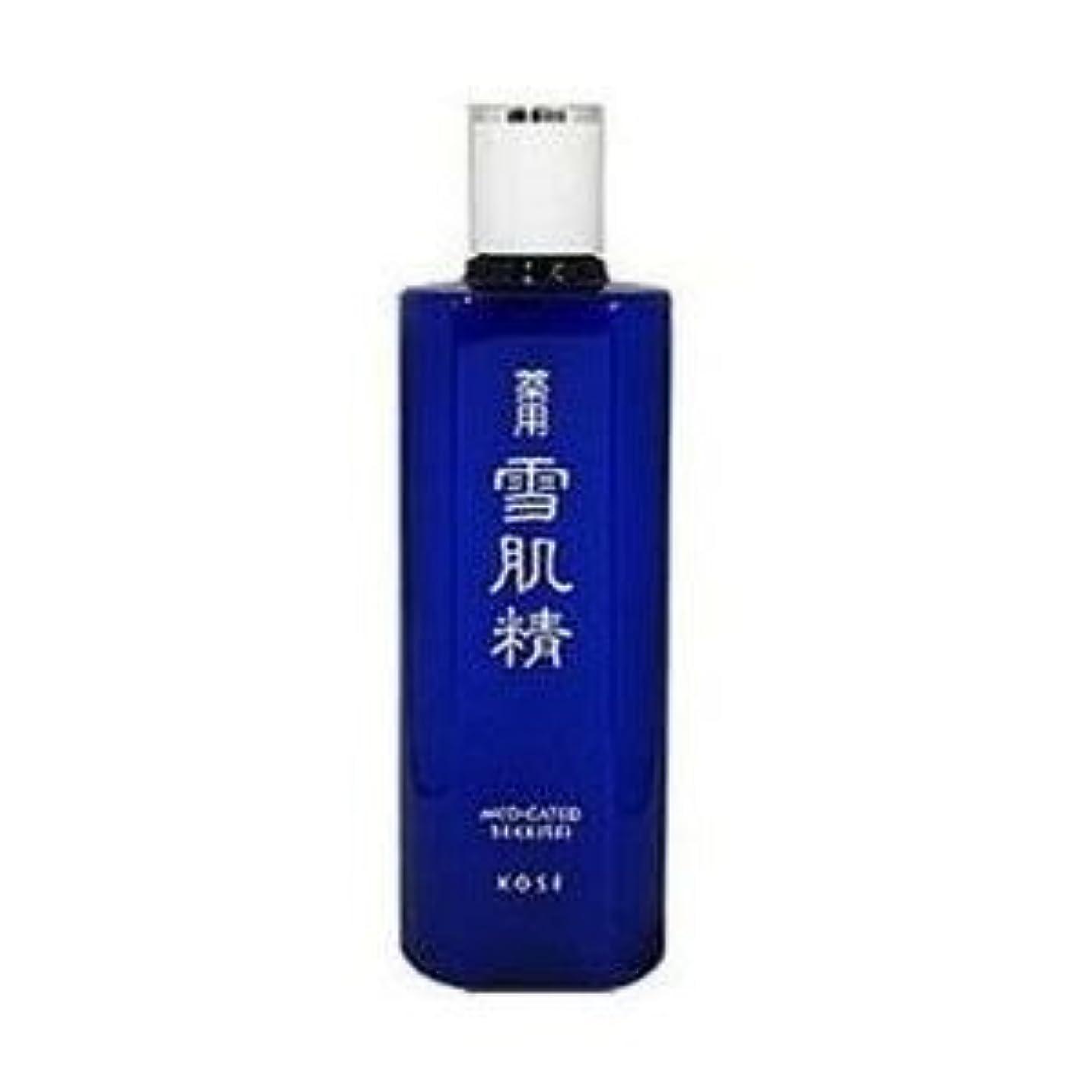 閉じるプレビュー原点KOSE コーセー 薬用 雪肌精 化粧水 360ml【重量447g】