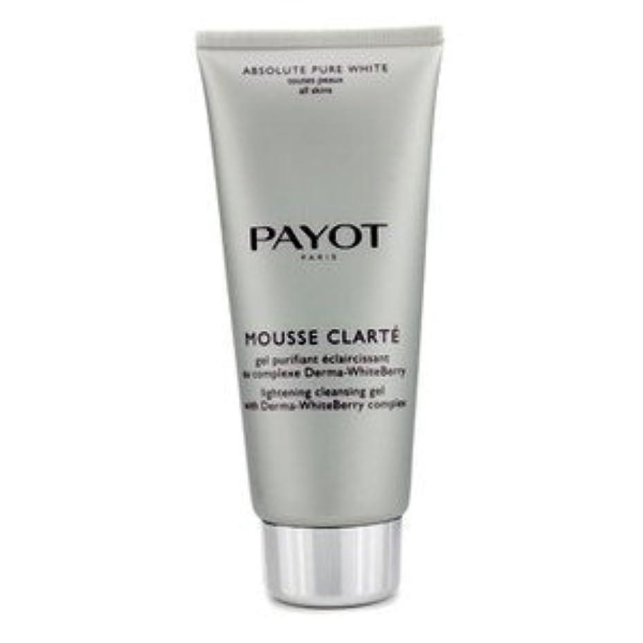 保存習熟度症候群Payot Mousse Clarte Lightening クレンジング ジェル 200ml [並行輸入品]