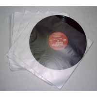 LP内袋(3面仕様)20枚1セット / disk union