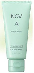 ノブ A アクネフォーム 洗顔料・70g・医薬部外品