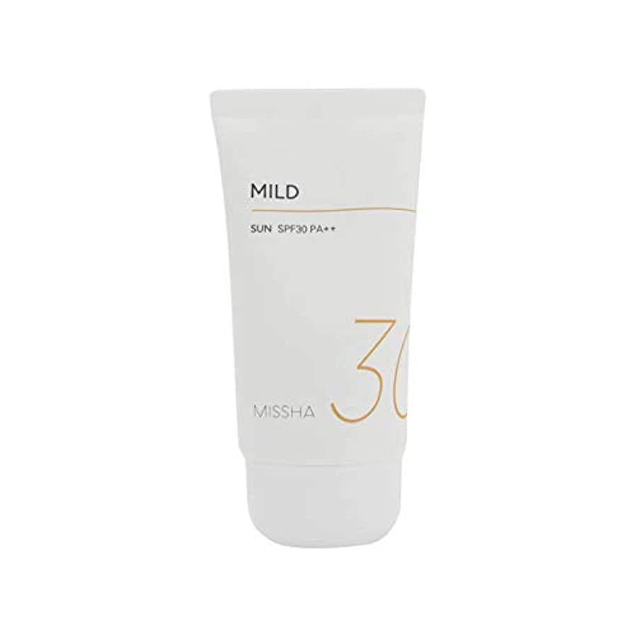 密せがむアシストMissha All Around Safe Block Mild Sun SPF30/PA++ 50ml