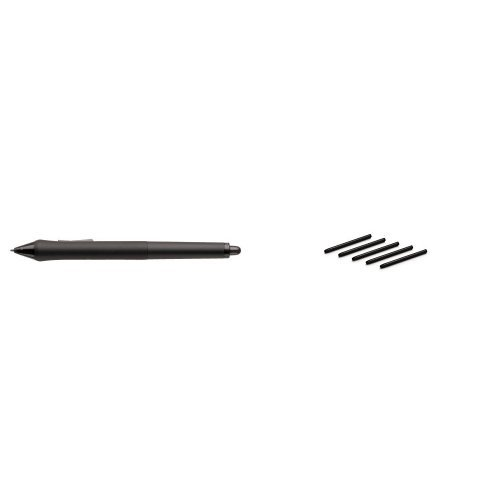 ワコム Intuos Cintiq Intuos Proオプションペン 標準ペン + 替え芯 標準芯 ブラック