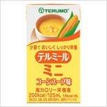 高エネルギー&バランス栄養食(液体タイプ) テルミール ミニ 125ml×12本 (コーンスープ)