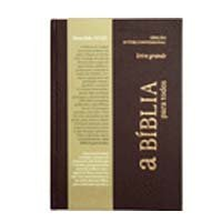 European Portuguese Interconfessional Bible / Bíblia Para Todos - Edição interconfessinal / Deuterocanonical Books Included / ポルトガル語 / ポルトガル