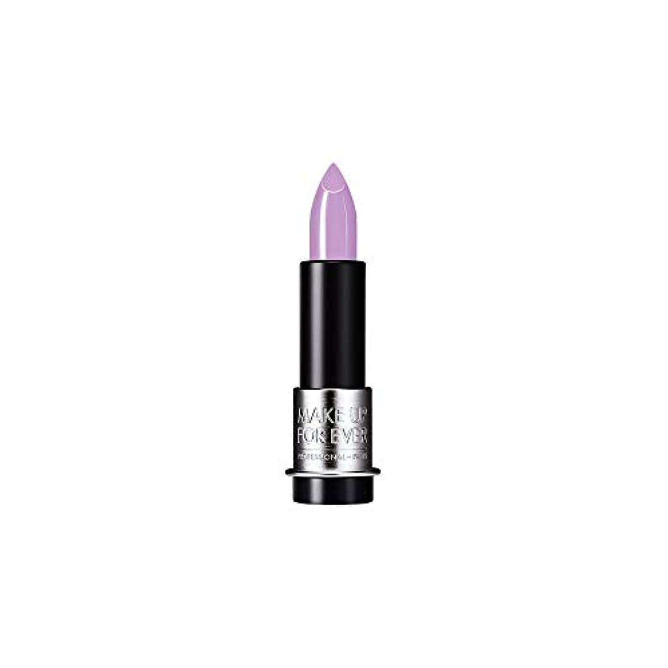 確執子羊フック[MAKE UP FOR EVER] これまでアーティストルージュクリーム口紅3.5グラムのC503を補う - 藤紫 - MAKE UP FOR EVER Artist Rouge Creme Lipstick 3.5g C503 - Mauve Violet [並行輸入品]
