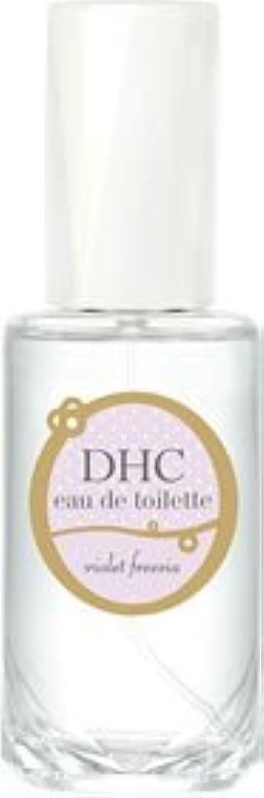 出費眠り楽なDHCオードトワレ バイオレットフリージア(フローラルフローラルの香り)