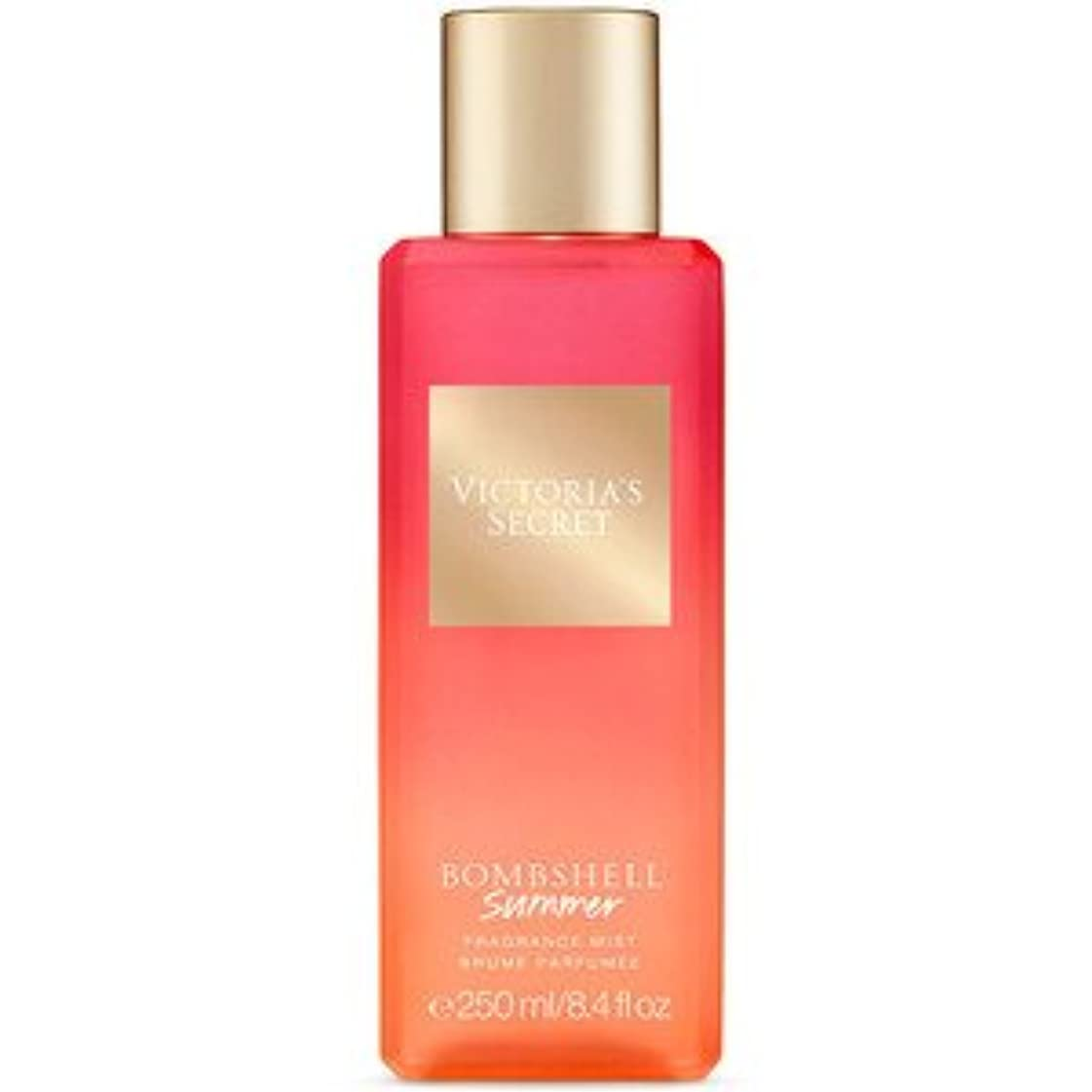 中間印象破壊するBombshell Summer (ボム シェル サマー) 8.4 oz (250ml) Fragrance Mist by Victoria Secret for Women
