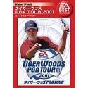 EA Best Selections タイガーウッズ PGA TOUR 2001