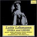 Opera & Lieder