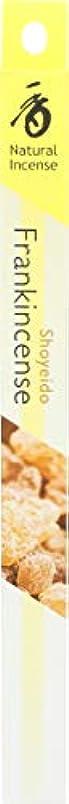 排泄する呼び起こす周術期Shoyeido's Frankincense Incense, 35 sticks - Overtones by SHOYEIDO