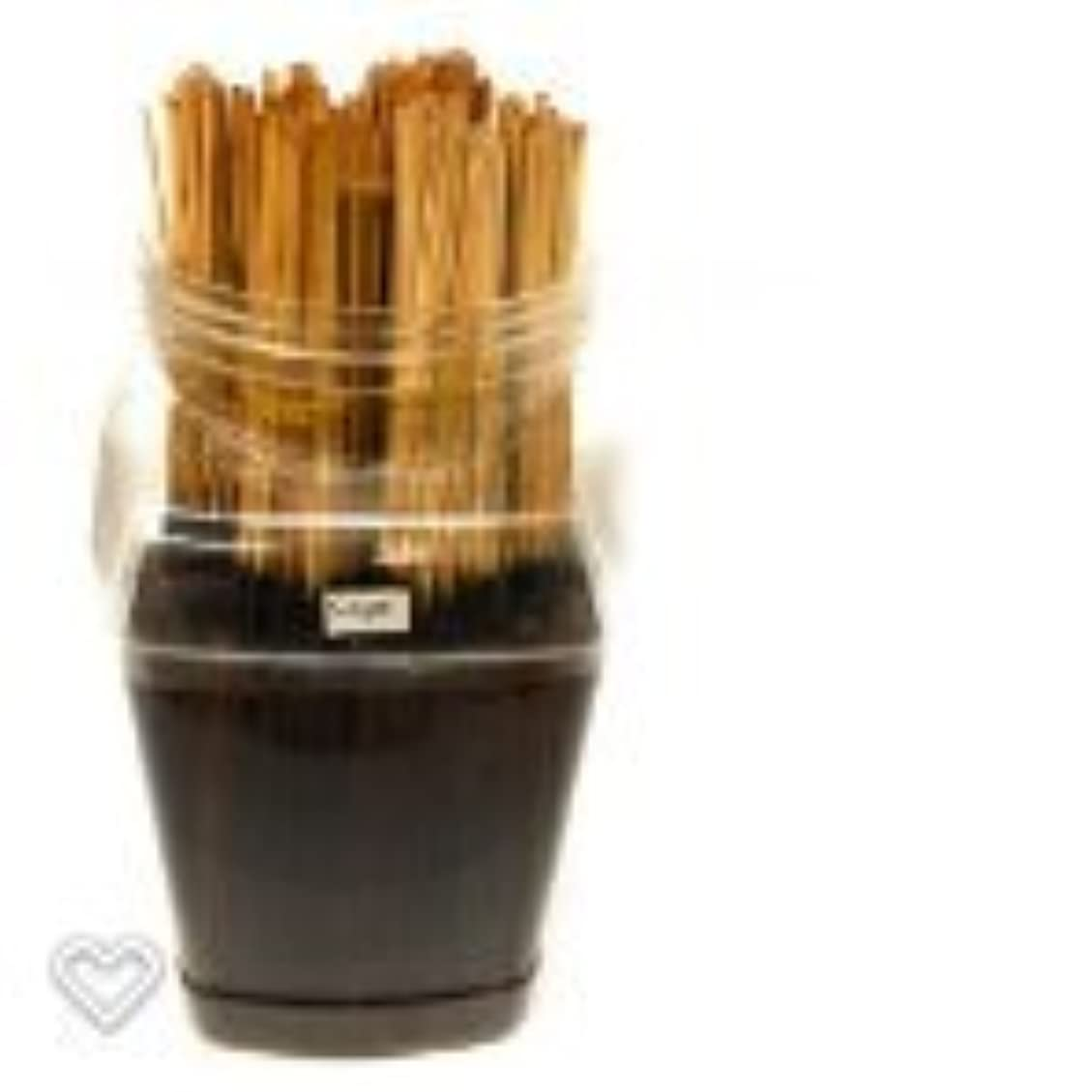 キャンプ下線急いでGoldman Imports Dipped Incense Stick Jar