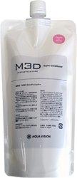 M3D スーパーコンディショナー アップルローズ 詰め替え用リフィル500g