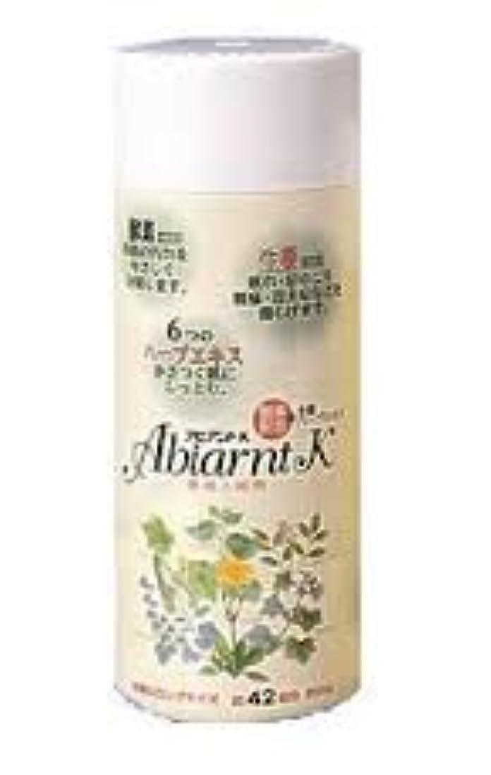 蒸発するはがき雑草アビアントK 薬用入浴剤 850gx6本 (総合計5100g)4987235024123