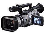 ソニー SONY デジタルビデオカメラレコーダー DCR-VX2100