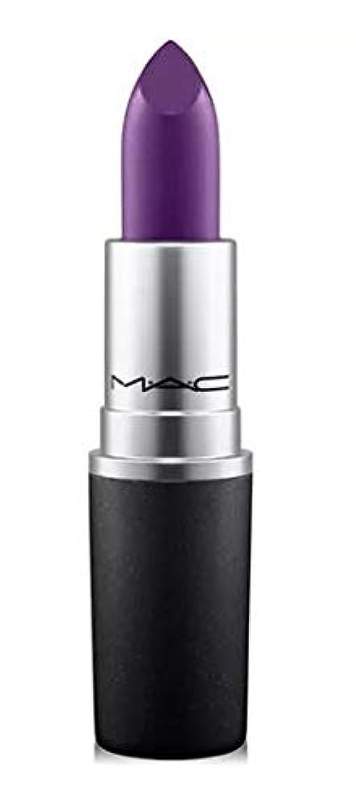 展望台盗賊者マック MAC Lipstick - Plums Punk Couture - deep blackened grape (Matte) リップスティック [並行輸入品]