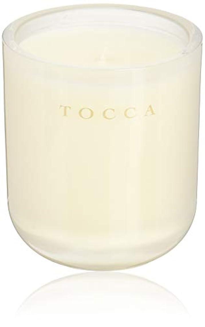 エイリアン水っぽいダイエットTOCCA(トッカ) ボヤージュ キャンドル ボラボラ 287g (ろうそく 芳香 バニラとジャスミンの甘く柔らかな香り)