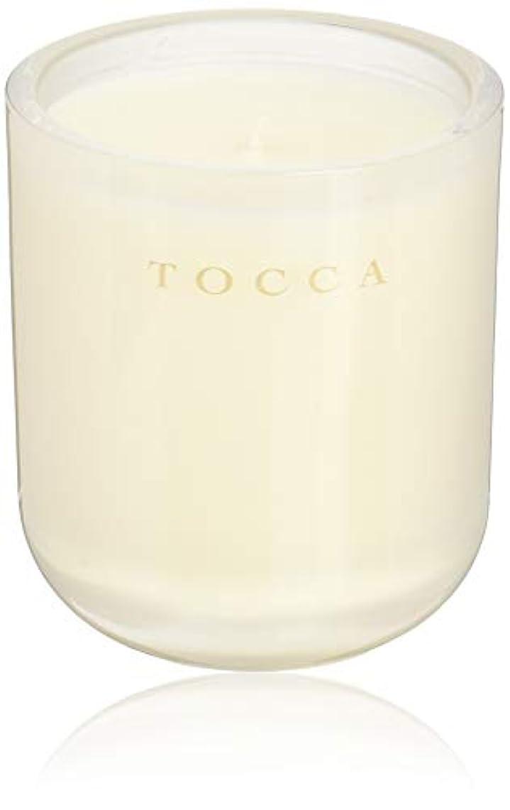 懐魂内訳TOCCA(トッカ) ボヤージュ キャンドル ボラボラ 287g (ろうそく 芳香 バニラとジャスミンの甘く柔らかな香り)