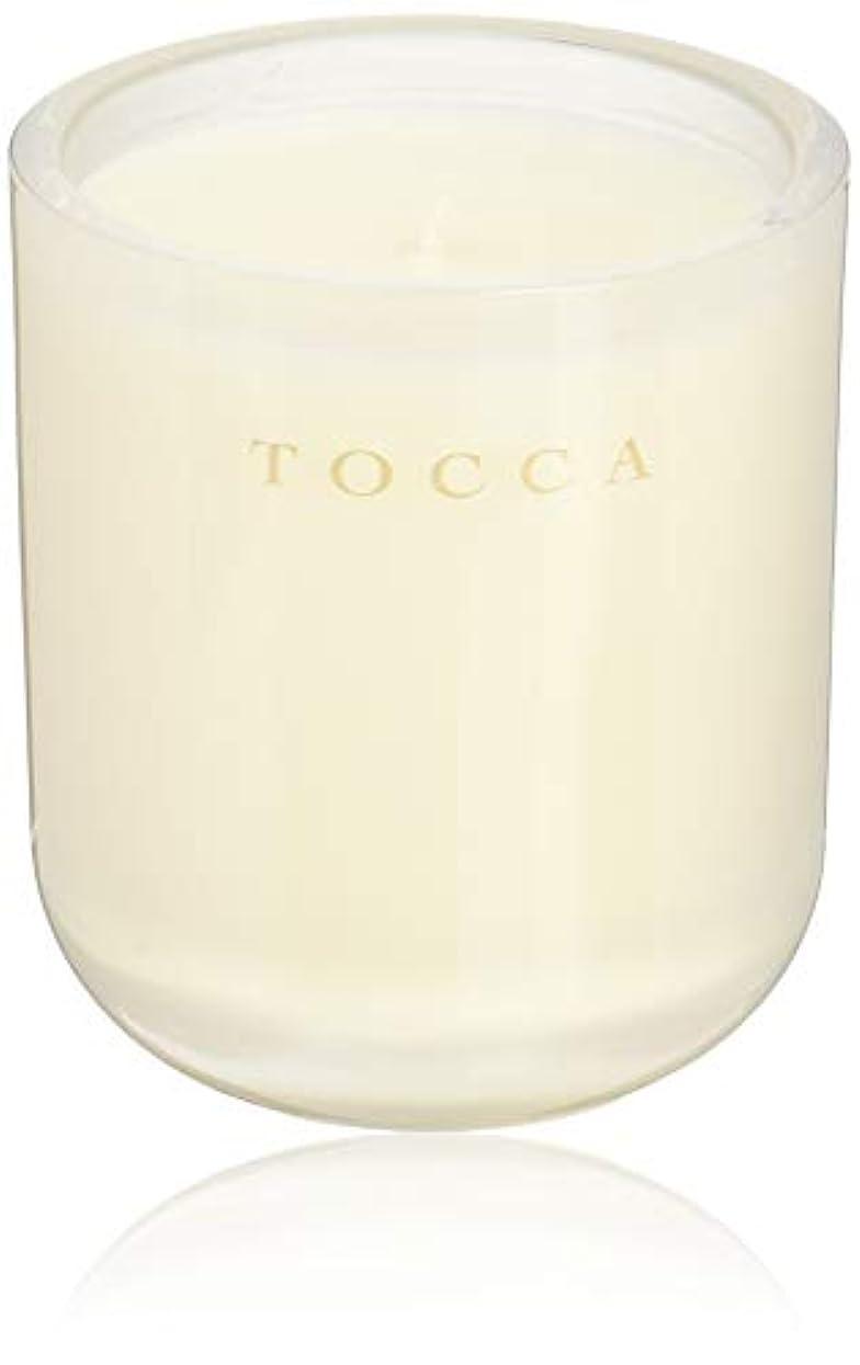 レオナルドダ戻す全滅させるTOCCA(トッカ) ボヤージュ キャンドル ボラボラ 287g (ろうそく 芳香 バニラとジャスミンの甘く柔らかな香り)