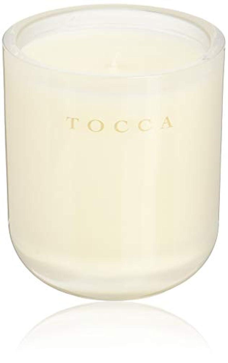 位置づける適格キャプテンブライTOCCA(トッカ) ボヤージュ キャンドル ボラボラ 287g (ろうそく 芳香 バニラとジャスミンの甘く柔らかな香り)