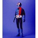 RAH リアルアクションヒーローズ 仮面ライダー旧1号 2001デラックスタイプ 1/6スケール ABS&ATBC-PVC製 塗装済み可動フィギュア