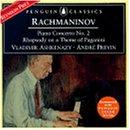 Rachmaninov;Piano Concerto 2