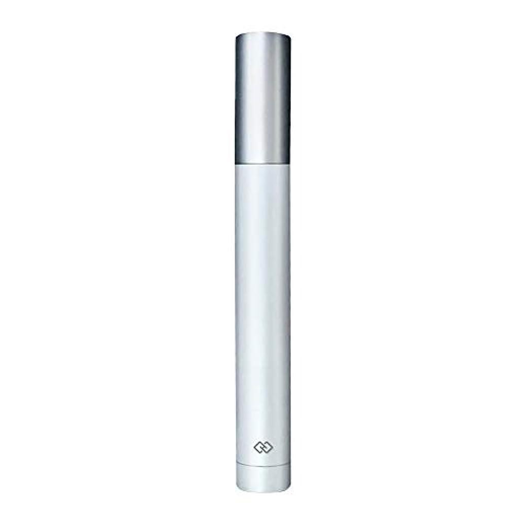 ポイント悪因子心配鼻毛トリマー-密閉防水効果/シングルカッターヘッドシャープで耐久性のある/男性用剃毛鼻毛はさみ/ポータブルデザイン、旅行に便利/ 12.9 * 1.65cm 持つ価値があります (Color : White)