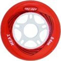Trurev HEAT 84mm Inline Skate/ Roller Hockey 8 Wheels -Urethane Matters Buy from the Experts We Re-Define Speed by Trurev