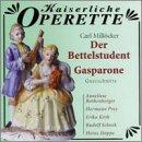 Der Bettelstudent/Gasparone