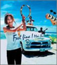 倉木麻衣「Feel fine!」の歌詞を収録したCDジャケット画像